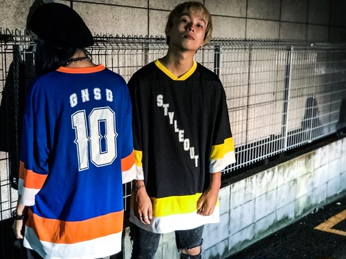 □NEW□ #STYLEOUT collection 【Hockey shirts】
