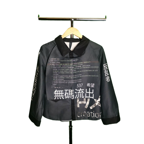 Rebellion Shirts Jacket