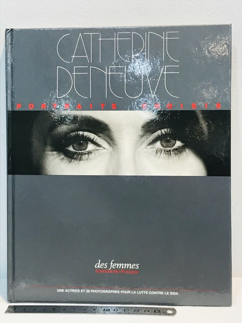 Catherine Deneuve  portraits choisis