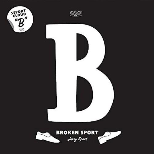 """【DVD】Broken Sport (Jazzy Sport) - 5 Sport Cloud """"B"""""""