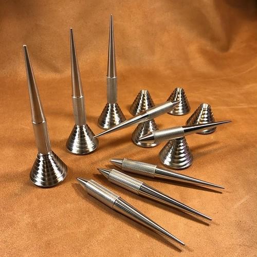 ブラスペンツールシリーズ ボールペンタイプ アルミ無垢:Standard(スタンド付き)
