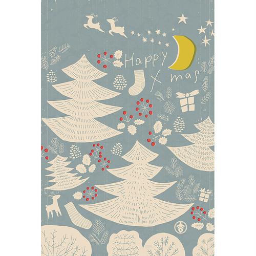 【再販】期間限定/きちはんオリジナル・クリスマスポスター