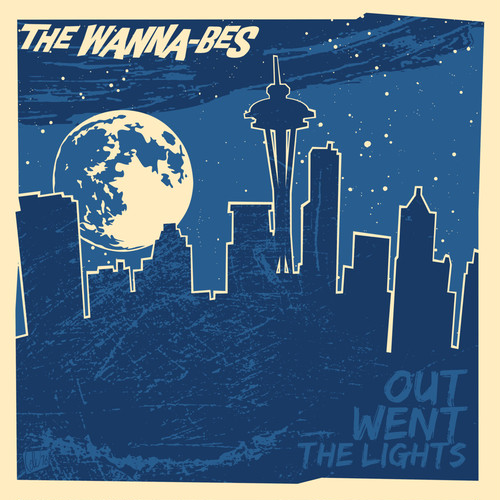 the wanna-bes / out went the lights 12""