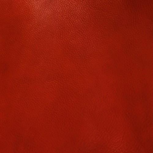 革と糸が選べるオーダーメイドL字ファスナースリム長財布(革:VACCHETTA800/バケッタ800・レッド)