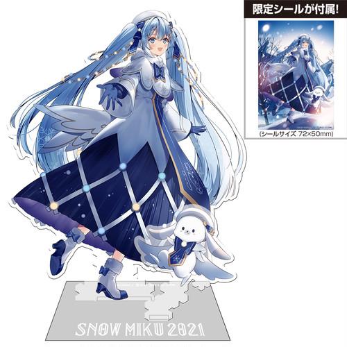 SNOW MIKU 2021 アクリルスタンド(大)