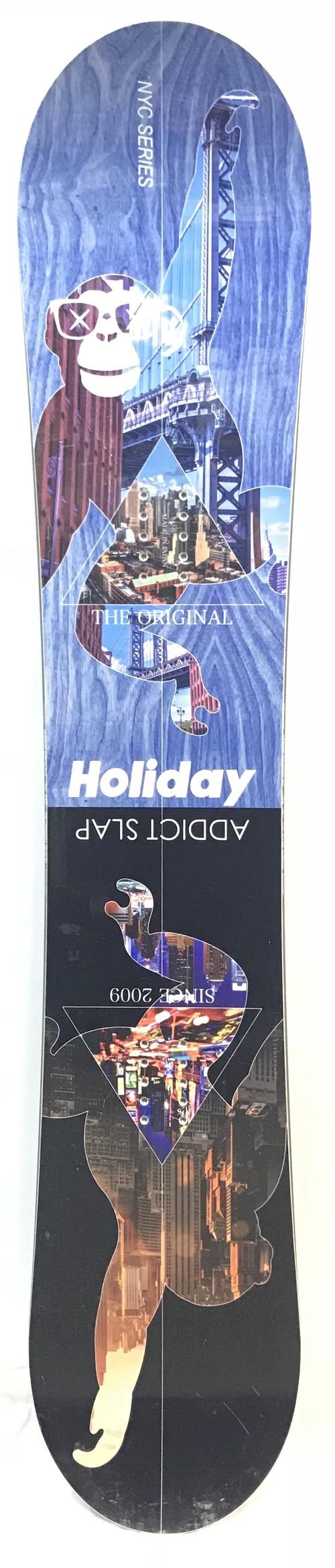 【HOLIDAY-ADDICT SLAP 151】1ヶ月レンタルプラン【アルツ磐梯・猫魔】