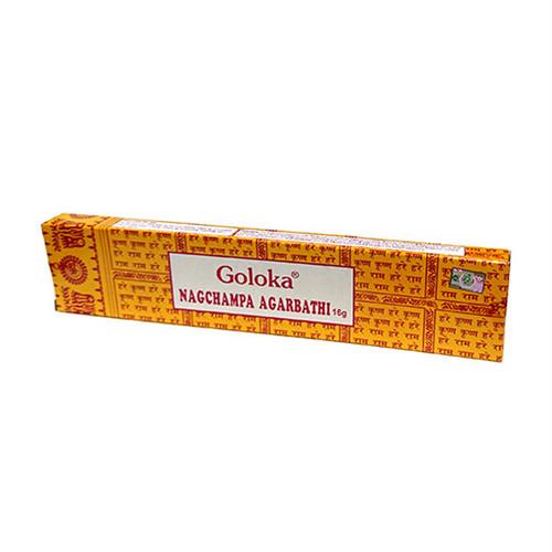 GOLOKA / NAG CHAMPA お香 スティックタイプ