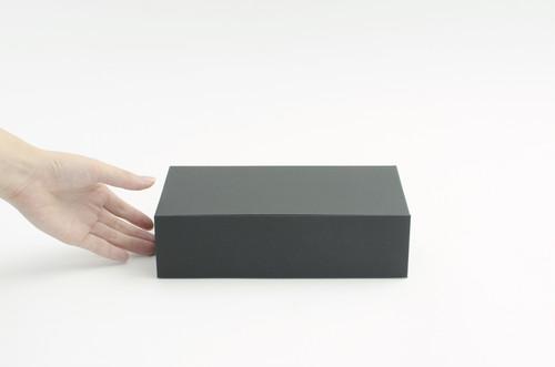 SHIKAKU ティッシュ (黒/SUMI)