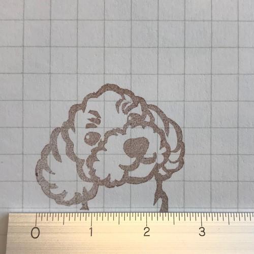 ジルくん専用 うちの子ハンコ(インク2種付き)