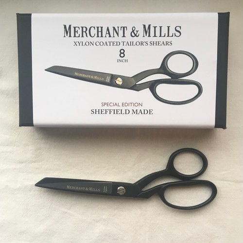Merchant & Mills /  xylan coated tailor's shears 8 inchi