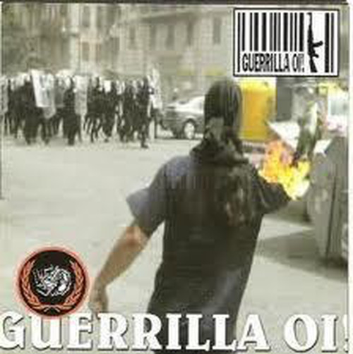 GUERRILLA OI! - Guerrilla Oi! CD