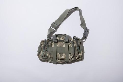 ACU CAMO SHOULDER BAG