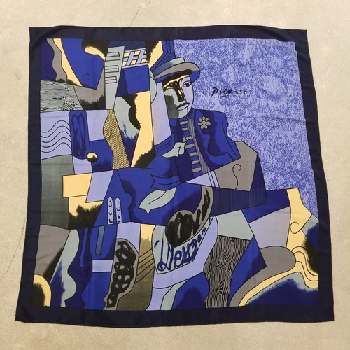 Picasso scarf [C-266]