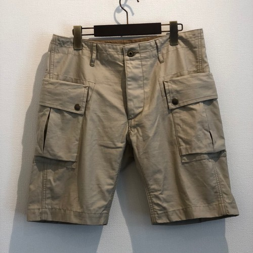 CARGO SHORTS (BEIGE) / LOST CONTROL