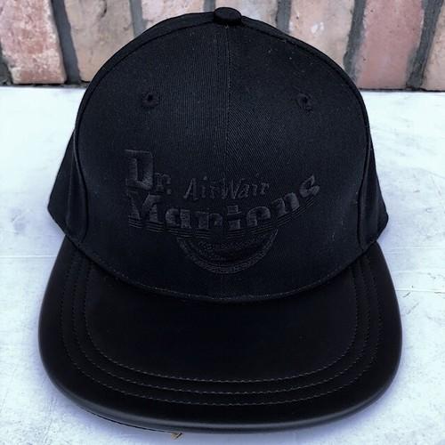 Dr.Martens Logo BB Cap Black