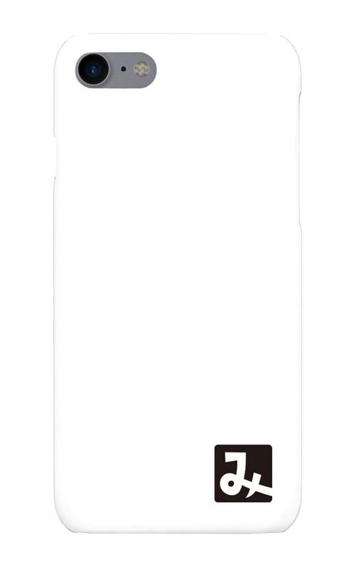 スマホンケース:B(iphone7)ブラック