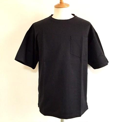 Cotton Parvati Silkete Smooth BIG-T Black