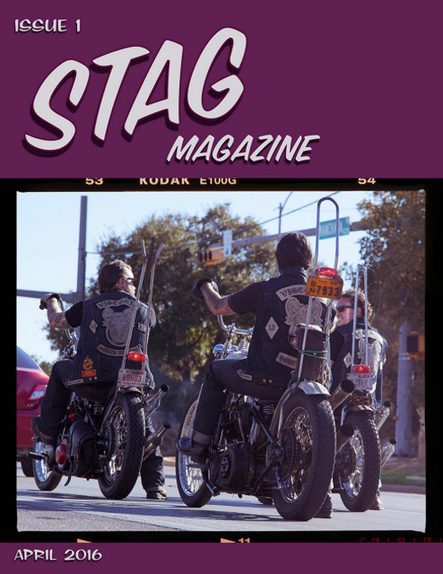 STAG magazine issue #01