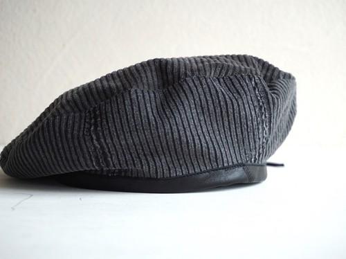 """BERET"" Fat Cord size:M(約59cm)"