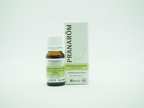 プラナロム精油 ウィンターグリーン 10ml