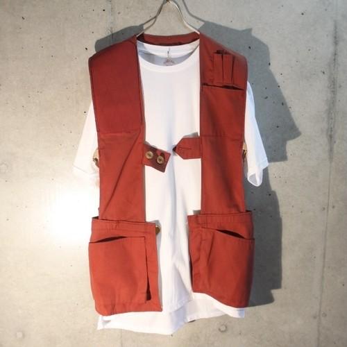 70s Hunting Vest