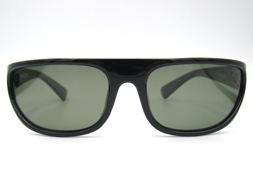 "Shady Spex ""White Light"" sunglasses, Shiny Black w/Polarized G15 lenses"