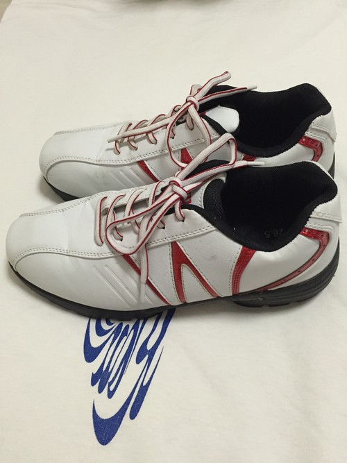 used Wilson golf shoes