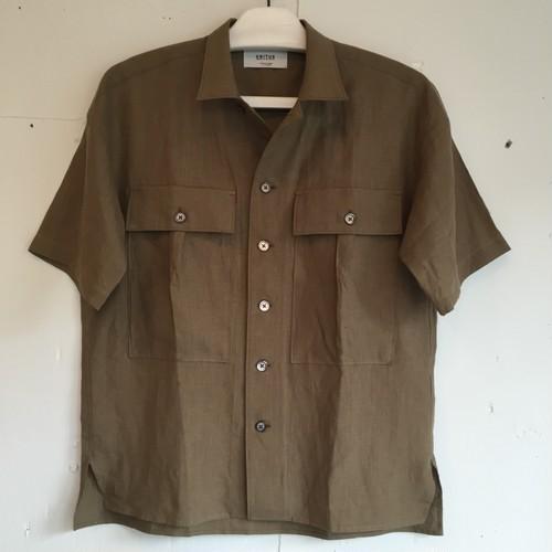 【UNITUS】Military Shirts