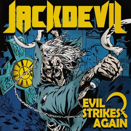 "JACKDEVIL ""Evil Strikes Again"" (輸入盤)"