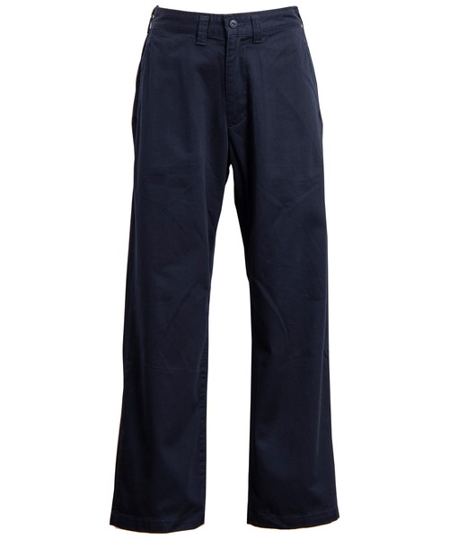 WIDE CHINO PANTS[REP032]