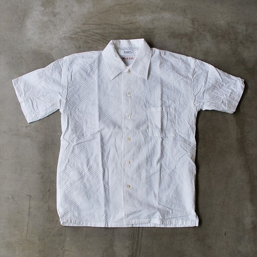 【SALE 10%OFF】FDMTL PATCHWORK HS SHIRT
