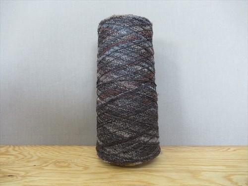 ◆手織り糸◆グラディエーションブークレ糸