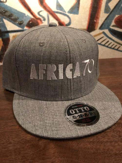 AFRICA70コットンキャップ