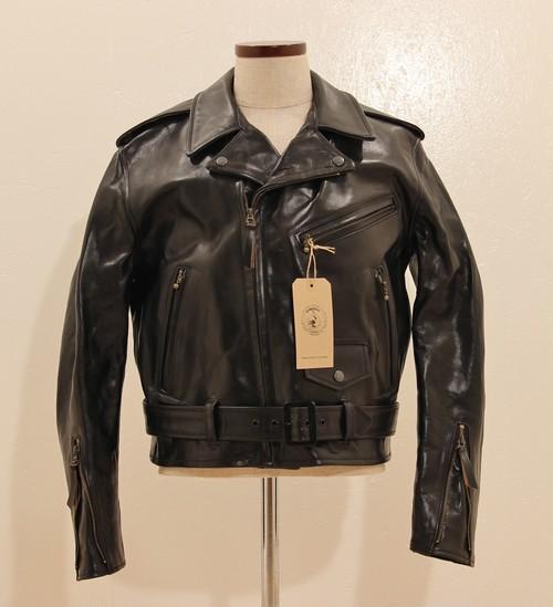 """Motorcycle Jacket Black 38"""" 新品"""