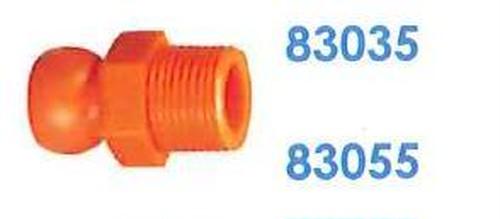 """83035 汎用クーラントホース3/8"""" 3/8"""" PTコネクター"""