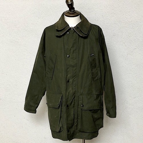 Bob Church & Co Ventile Jacket Duble Layer Made In England