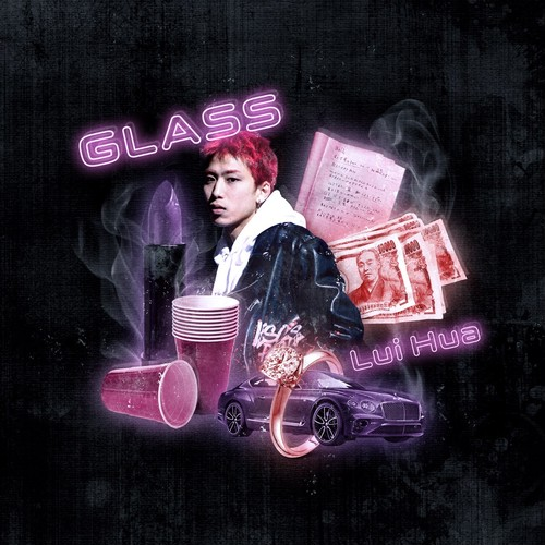「GLASS / For Wealth Tape」 (Fortune Pack)