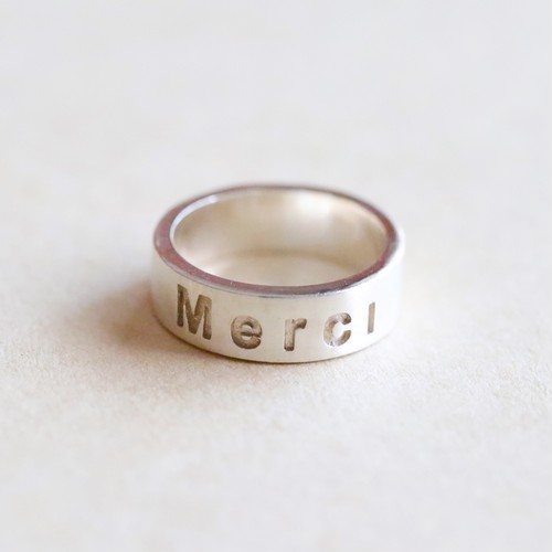 Merci Ring