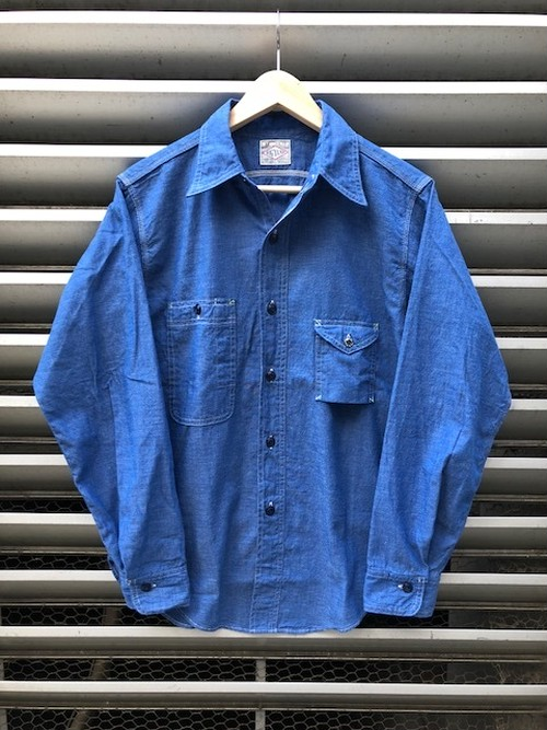"BIG YANK   ""1935 WORK SHIRT"""
