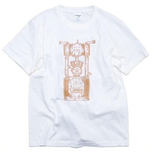 CAMPS キャンプTシャツ【ビンテージバーナー】