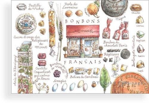 Post Card(BON BON)