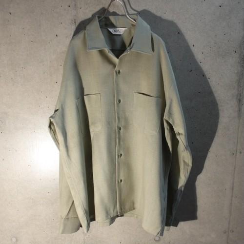 60s Rayon Shirt DeadStock