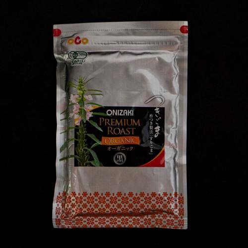 オニザキ プレミアムロースト つきごま オーガニック黒(5袋セット)