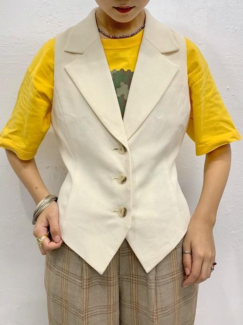 (TOYO) plane design vest