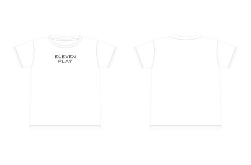 ELEVENPLAYオリジナルTシャツ(英語ver.)