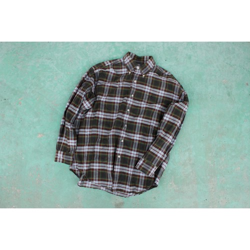 RALPH LAURENT  botton down checked shirts