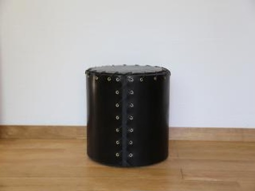 Leather Stool Ⅲ
