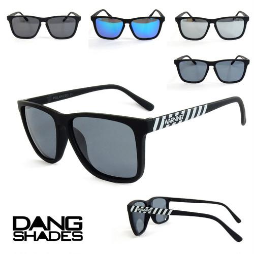 DANG SHADES (ダン・シェイディーズ) RECOIL (リコイル) // 偏光レンズ サングラス ケース 付属 アウトドア ユニセックス メンズ レディース キャンプ ウィンター スポーツ スノボ スキー 紫外線 メガネ 眼鏡 グラス おしゃれ かっこいい カラー ライト 運転 ドライブ