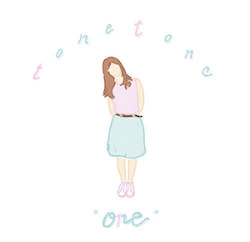 【特典】tonetone / one