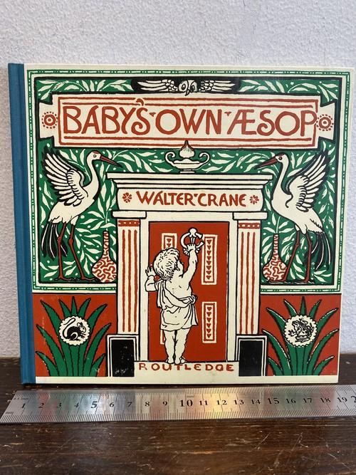 80's BABY'S OWN AESOP   by WALTER CRANE
